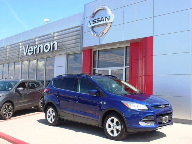 2015 FORD ESCAPE SE in Kelowna, British Columbia