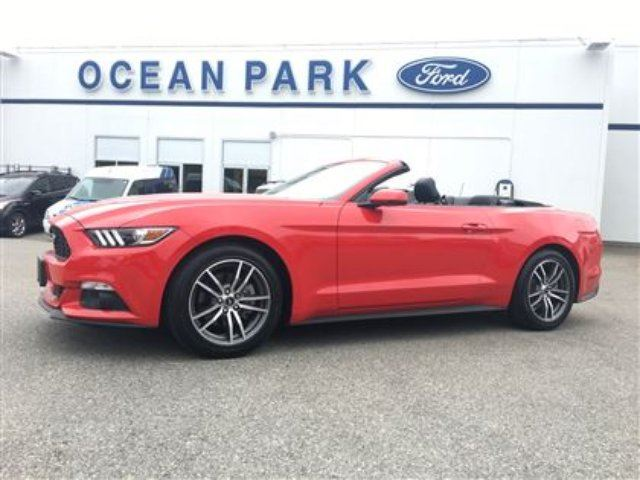 2015 Ford Mustang - in Surrey, British Columbia