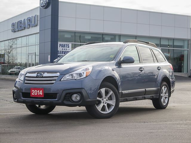 2014 SUBARU OUTBACK LIMITED WITH NAVI in Stratford, Ontario