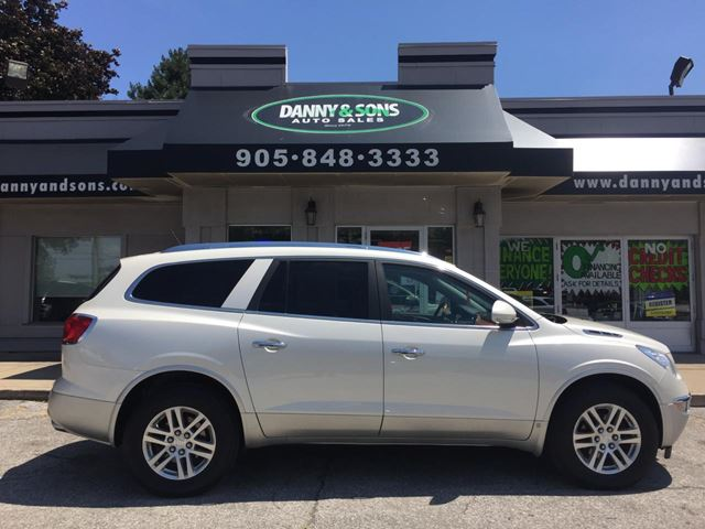 2008 Buick Enclave CX in Mississauga, Ontario