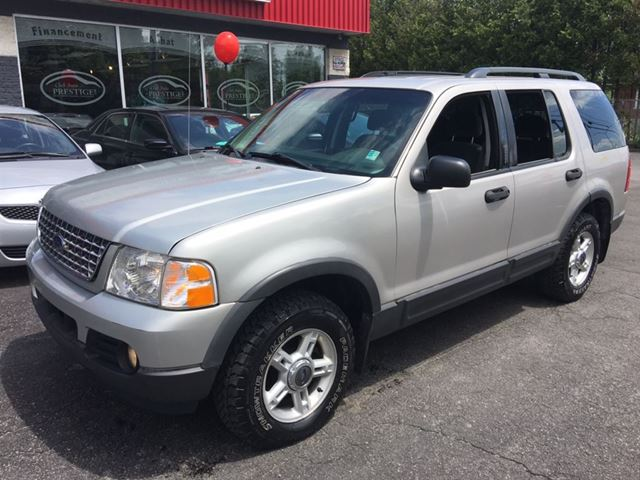 2003 Ford Explorer XLT 4.0L***CREDIT 100% APPROUVE*** in Saint-Lin-Laurentides, Quebec