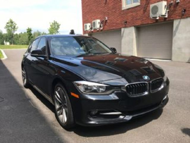 2015 BMW 3 Series 320i xDrive Sport Package in Mississauga, Ontario