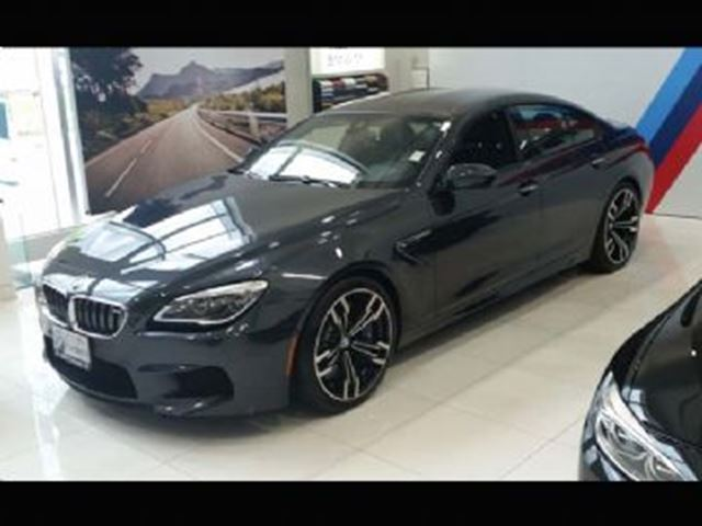 2017 BMW M6 Gran Coupe in Mississauga, Ontario