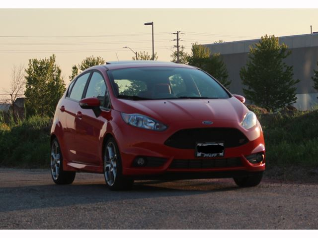 2015 Ford Fiesta 5dr HB ST in Mississauga, Ontario