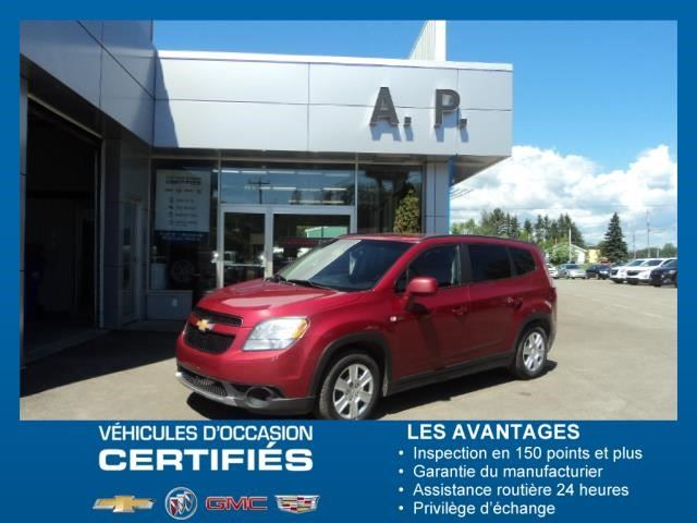 2012 CHEVROLET Orlando 1LT in New Richmond, Quebec