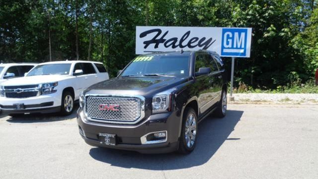 2016 GMC Yukon Denali in Sechelt, British Columbia