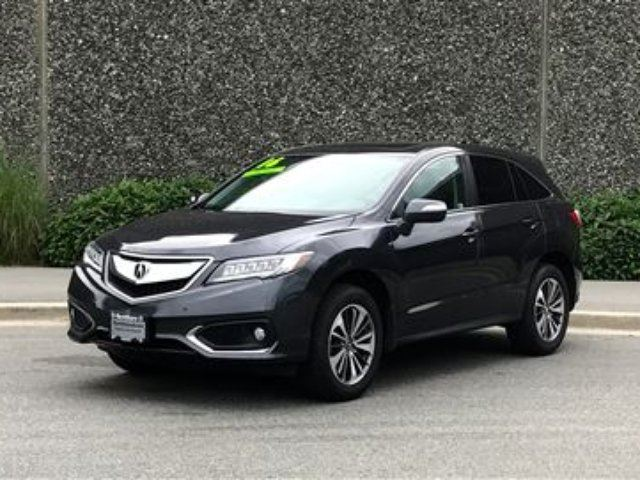 2016 Acura RDX Elite at Full Loadn Navigation, AS NEW! in North Vancouver, British Columbia