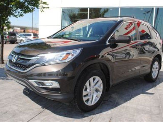 2015 HONDA CR-V EX-L No Accidents, Local Vehicle* in Airdrie, Alberta