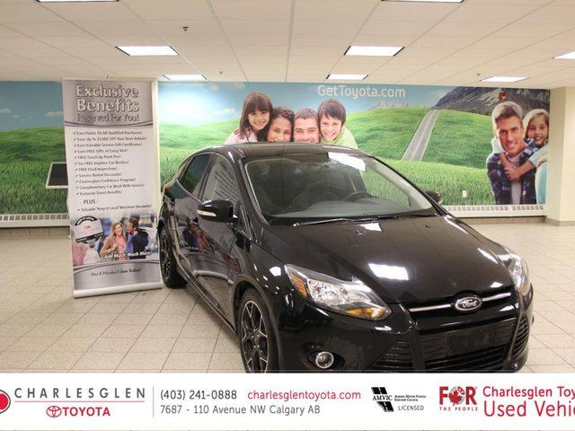 2013 FORD FOCUS SE in Calgary, Alberta