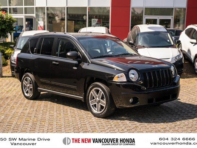 2009 JEEP COMPASS Sport 4D Utility in Vancouver, British Columbia