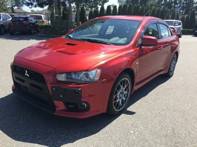 2009 MITSUBISHI LANCER MR in Surrey, British Columbia