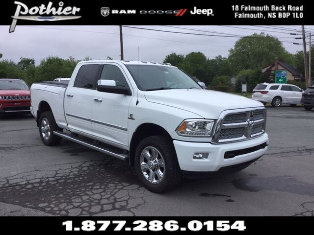 2014 Dodge RAM 3500 Longhorn in Windsor, Nova Scotia