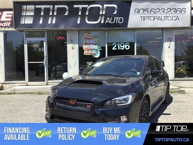 2017 SUBARU IMPREZA STI ** Beautiful, Almost New, Huge Savings ** in Bowmanville, Ontario