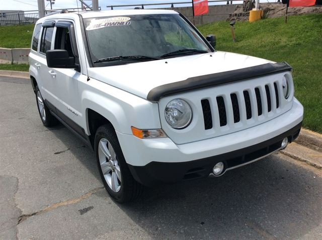 2014 JEEP PATRIOT LIMITED/LEATHER/4X4 in Dartmouth, Nova Scotia