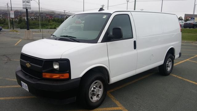 2017 CHEVROLET EXPRESS 1500           in St John's, Newfoundland And Labrador