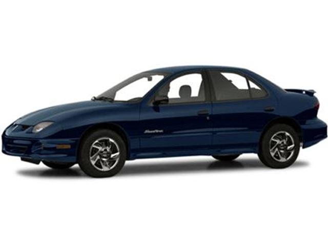 2001 PONTIAC SUNFIRE - in Coquitlam, British Columbia