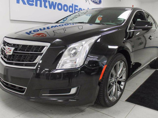 2016 CADILLAC XTS XTS 3.6L V6- Heated/cooled seats, push start/stop, amazing leather interior, ride in style in Edmonton, Alberta