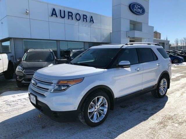 2013 FORD Explorer Limited in Hay River, Northwest Territories