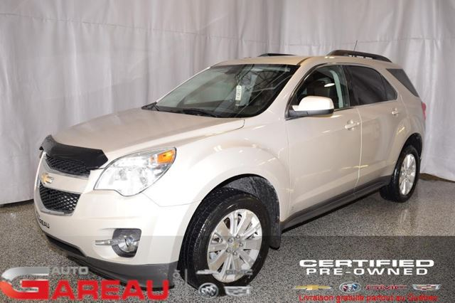 2010 CHEVROLET Equinox 1LT in Val-D'Or, Quebec