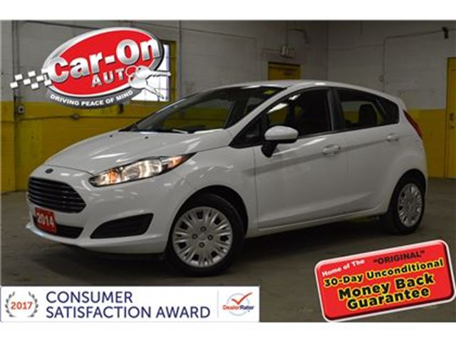 2014 Ford Fiesta HATCHBACK ONLY $51 BIWEEKLY!! in Ottawa, Ontario