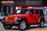 2017 Jeep Wrangler Unlimited New Car Sport 4x4 PwrConven.Pkg AC BlackHardTop 17Alloys  in Thornhill, Ontario