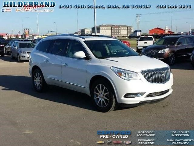 2017 Buick Enclave Leather in Olds, Alberta