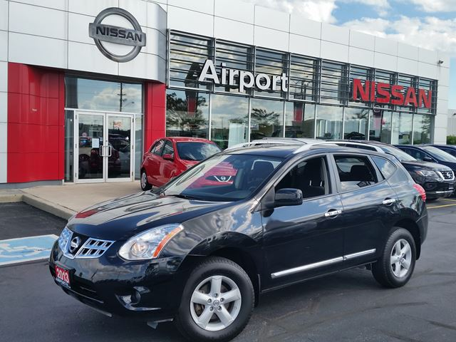 2013 NISSAN Rogue S, LOADED,ROOF,ABS,PW,PL in Brampton, Ontario