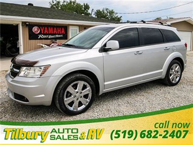 2010 DODGE JOURNEY R/T **THIRD ROW SEATING** in Tilbury, Ontario