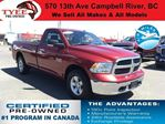 2014 Dodge RAM 1500 SLT in Campbell River, British Columbia