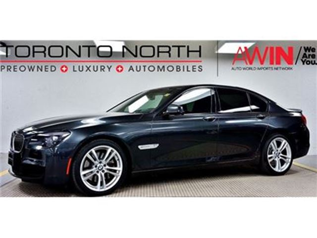 2011 BMW 7 Series 750i xDrive NO ACCIDENT in Toronto, Ontario