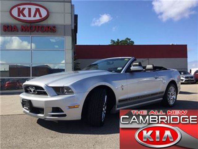 2014 Ford Mustang LEATHER PONY PACK in Cambridge, Ontario