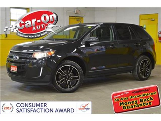 2013 Ford Edge SEL AWD LEATHER PANO ROOF NAV REMOTE START in Ottawa, Ontario