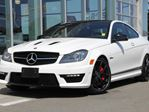 2015 Mercedes-Benz C-Class C 63 AMG 2dr Coupe in Kamloops, British Columbia