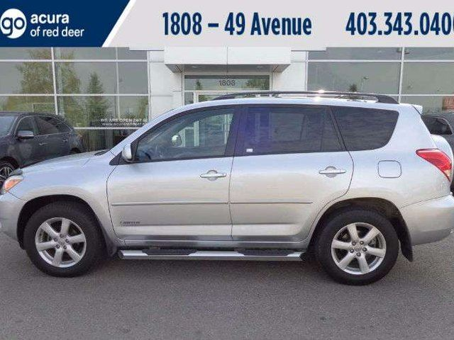 2008 TOYOTA RAV4 Limited in Red Deer, Alberta