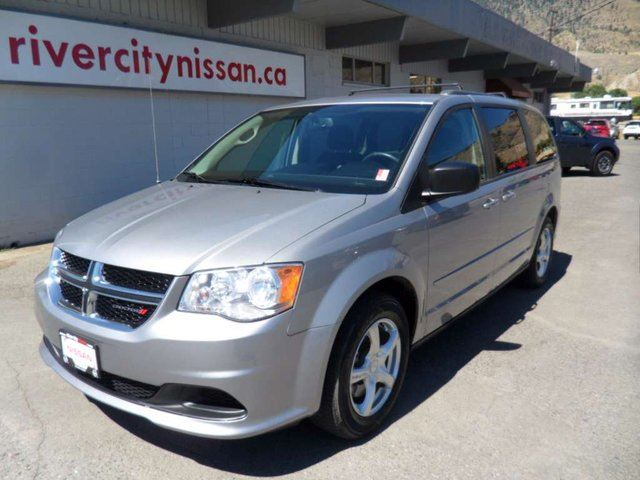 2014 DODGE GRAND CARAVAN SE/SXT in Kamloops, British Columbia