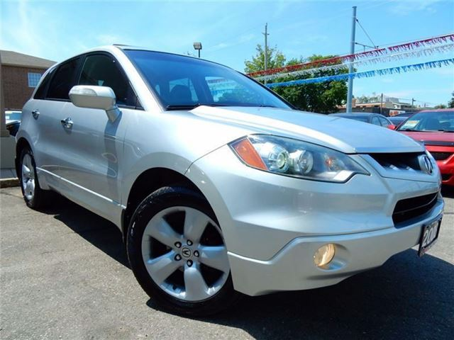 2008 ACURA RDX SH-AWD TECH PKG  NAVIGATION  LEATHER.ROOF in Kitchener, Ontario