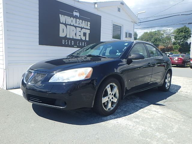2006 PONTIAC G6 SEDAN GT 3.5 L in Halifax, Nova Scotia