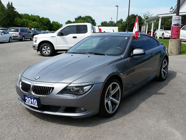 2010 BMW 6 Series 650i in Midland, Ontario