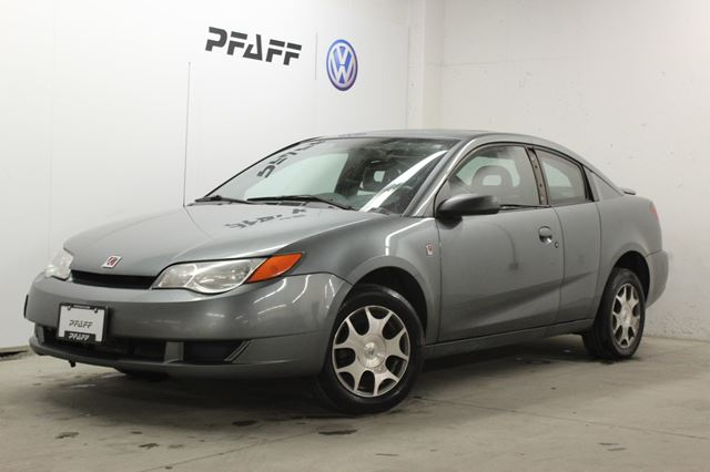 2005 SATURN ION 2 Midlevel 2dr Cpe Ion 2 Midlevel Auto in Newmarket, Ontario