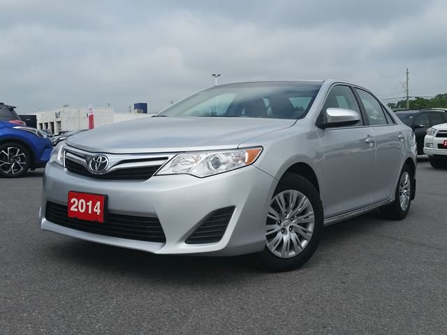 2014 TOYOTA CAMRY LE in Belleville, Ontario