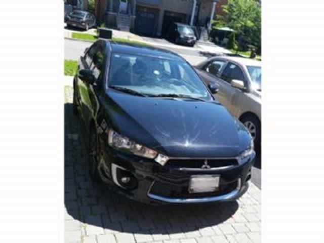 2016 MITSUBISHI LANCER SE Limited AWD in Mississauga, Ontario