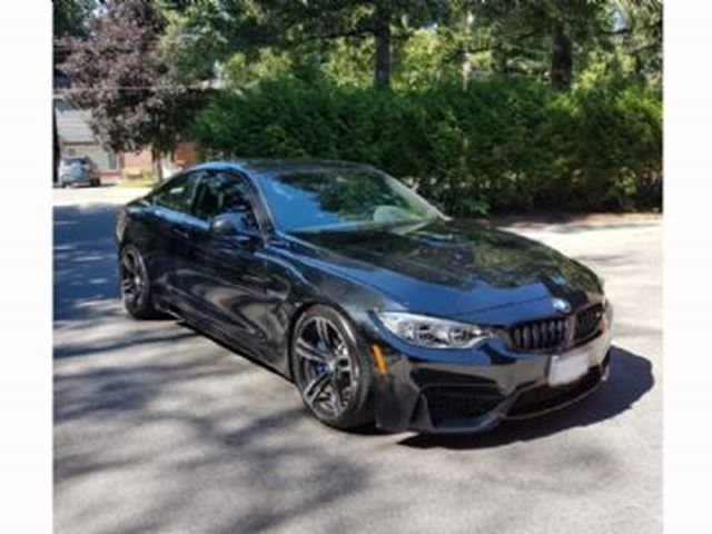 2016 BMW M4 2dr Cpe    ~Fast and Fun ~ in Mississauga, Ontario