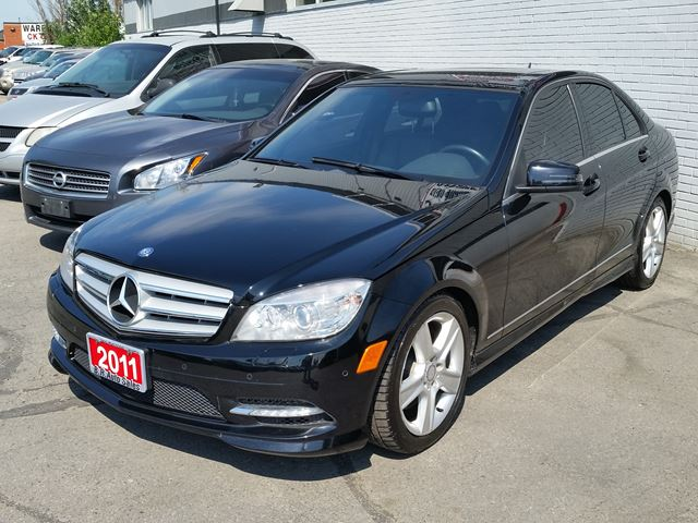 2011 mercedes benz c class c 300 brampton ontario car for Average insurance cost for mercedes benz c300
