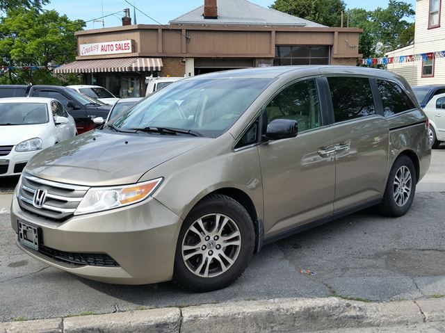 2012 HONDA ODYSSEY EX w/DVD in St Catharines, Ontario