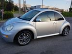 2003 Volkswagen New Beetle GLX, LEATHER, SUNROOF, TURBOCHARGED in Ottawa, Ontario