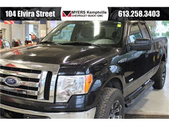 2011 Ford F-150 XLT EcoBoost Wheel/Tire upgrade!! in Kemptville, Ontario