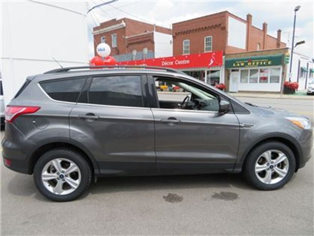 2014 ford escape se fwd hagersville ontario car for sale 2823965. Black Bedroom Furniture Sets. Home Design Ideas