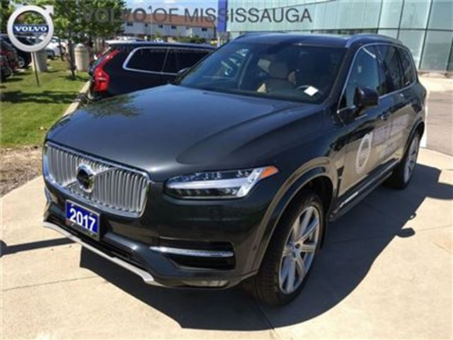 2017 VOLVO XC90 T6 Inscription in Mississauga, Ontario