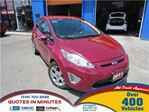 2011 Ford Fiesta SES   GAS SAVER   GREAT FIRST CAR in London, Ontario