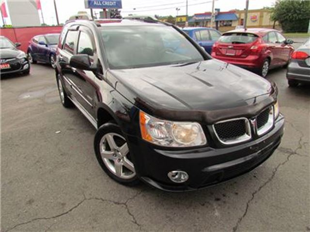 2008 PONTIAC TORRENT GXP   AWD   LEATHER   CLEAN in London, Ontario